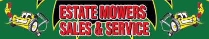 Estate Mowers Sales & Service